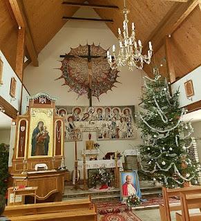Kościół św. Anny w Ustrzykach Górnych