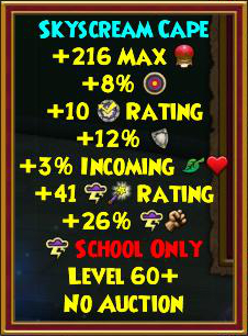 Wizard101 Waterworks Gear Drops - Level 60+ Best Gear