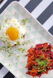 Receta: hamburguesas vegetarianas remolacha fáciles.