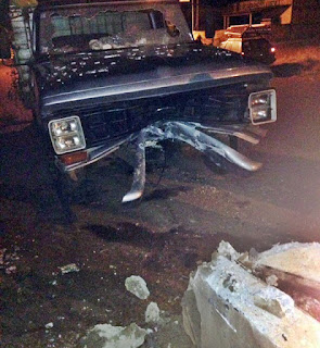 Dois acidentes na noite de sexta em Roncador