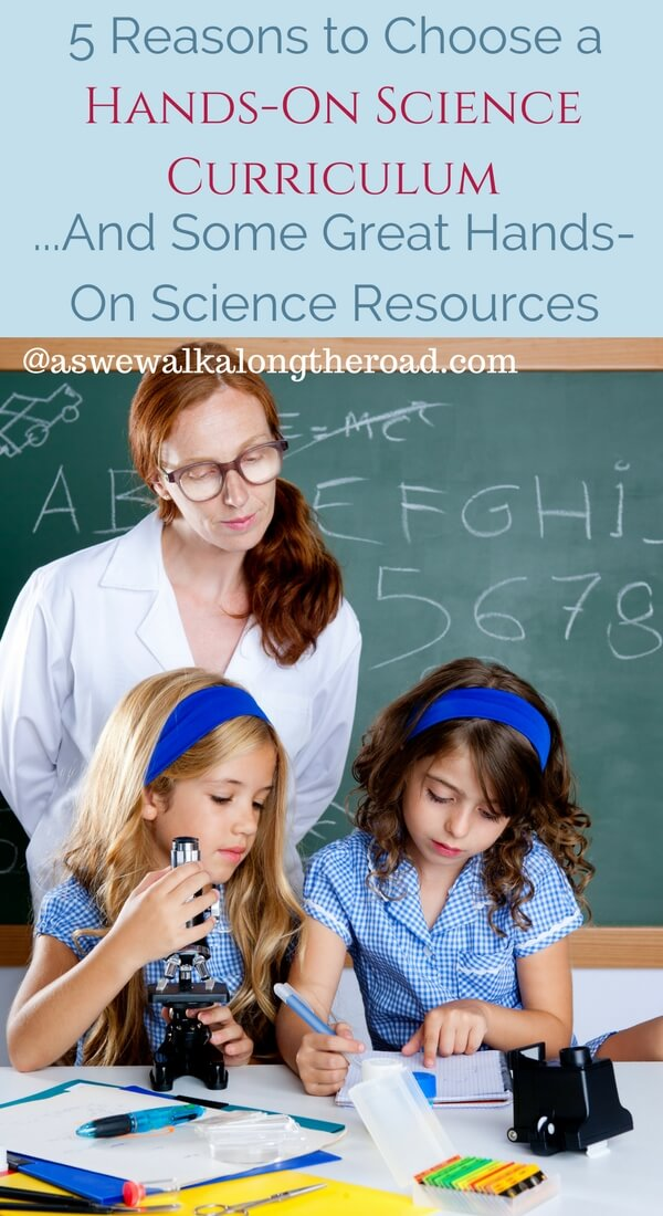 Hands-on science resources