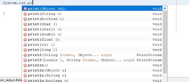program java input output dengan Util Scanner dan BufferedReader