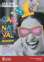 Mengíbar - Carnaval 2020