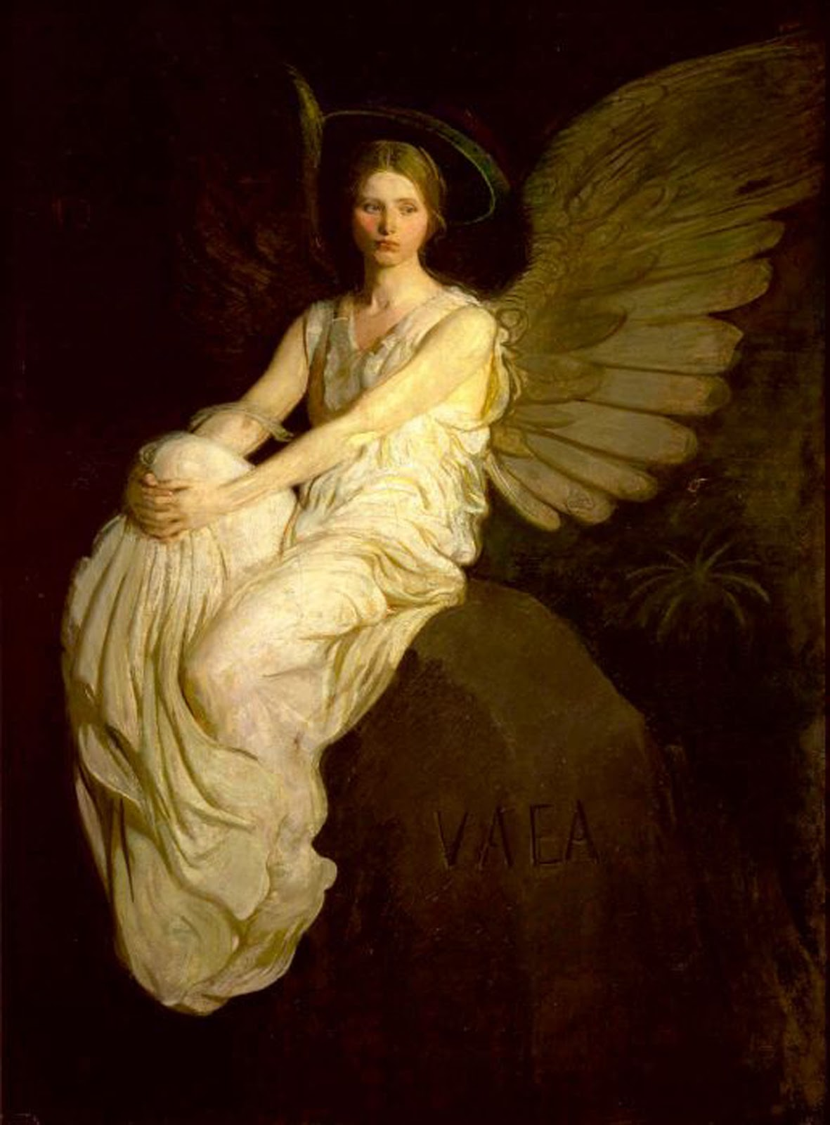 angel painting renaissance - photo #6
