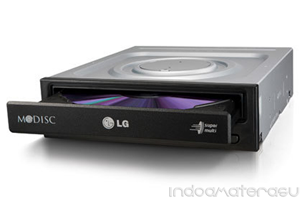 LG GH24 Internal DVD-RW (Loose Pack)