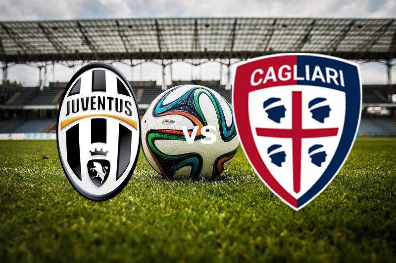 JUVENTUS-CAGLIARI Streaming Video: dove vedere Diretta Gratis in TV, anticipo 1° turno Serie A