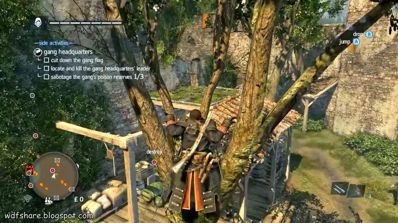 Assassin's Creed Rogue merupakan game action, adventure game seru dan asik 100% working link google drive