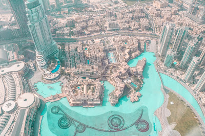 My Travel Background : Mes meilleurs souvenirs de 2018 - Dubai