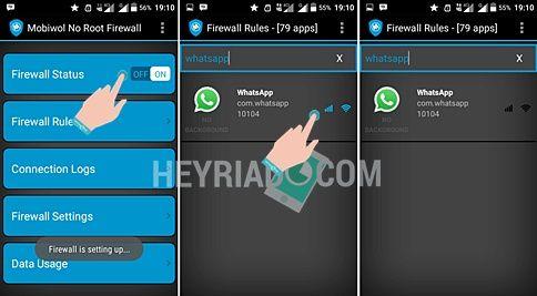 Cara menonaktifkan WhatsApp sementara di Android Cara Menonaktifkan Aplikasi Whatsapp Sementara di Android