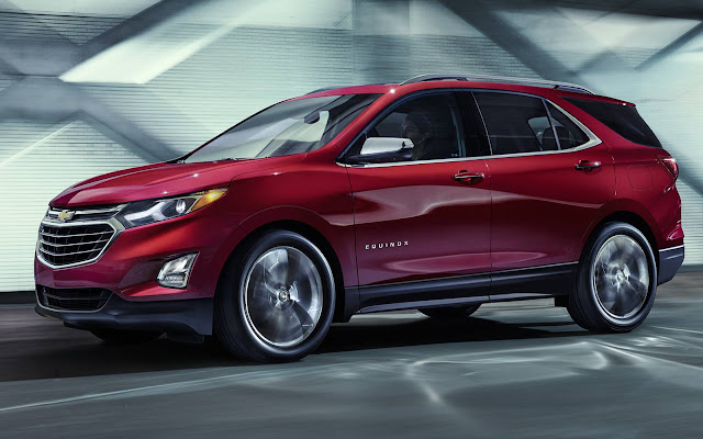 Novo GM Equinox: SUV do Cruze substituirá Captiva