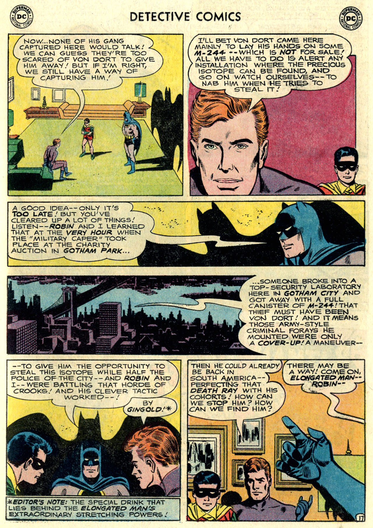 Detective Comics (1937) 343 Page 22