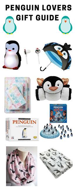Penguin Lover Gift Guide
