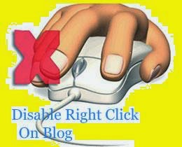 How to Disable Right Click in website