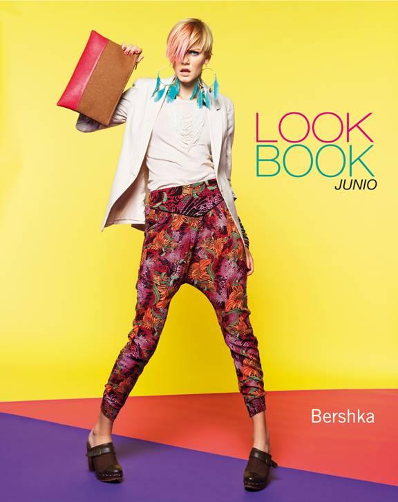 e64d0b066521 Lookbook  Bershka Ιούνιος 2011.