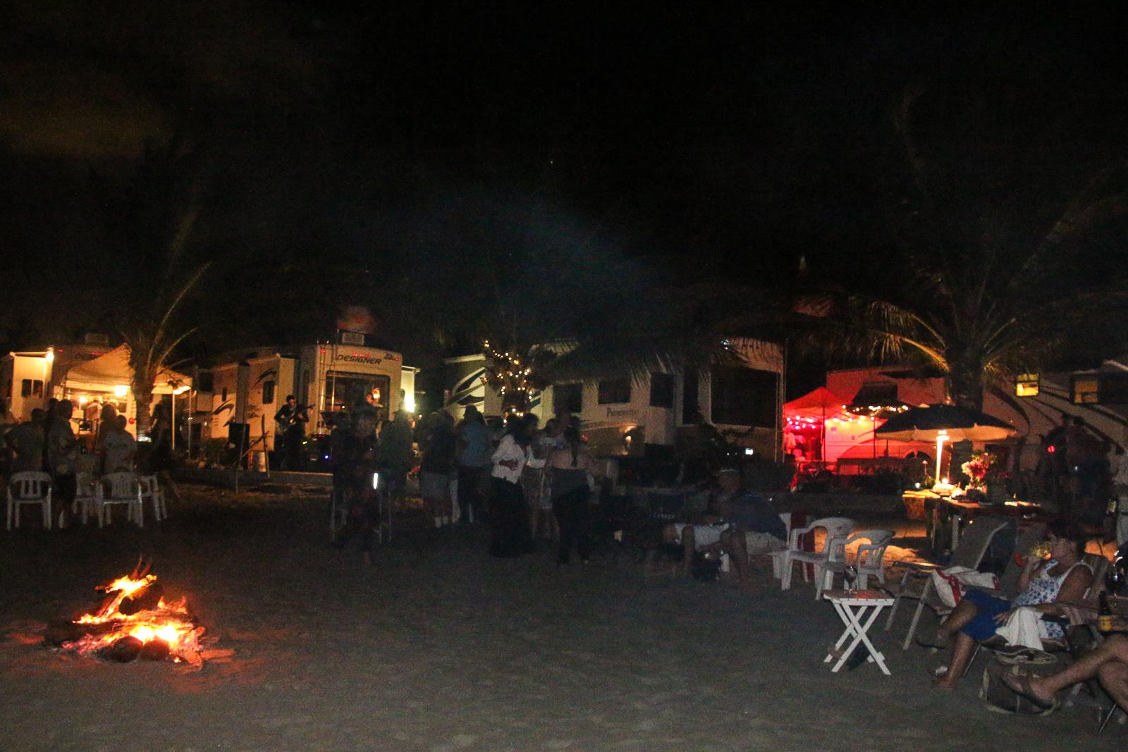 Winnie Views: Birthday Bonfire Beach Party