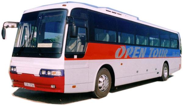 Kathmandu to Kakarvitta bus