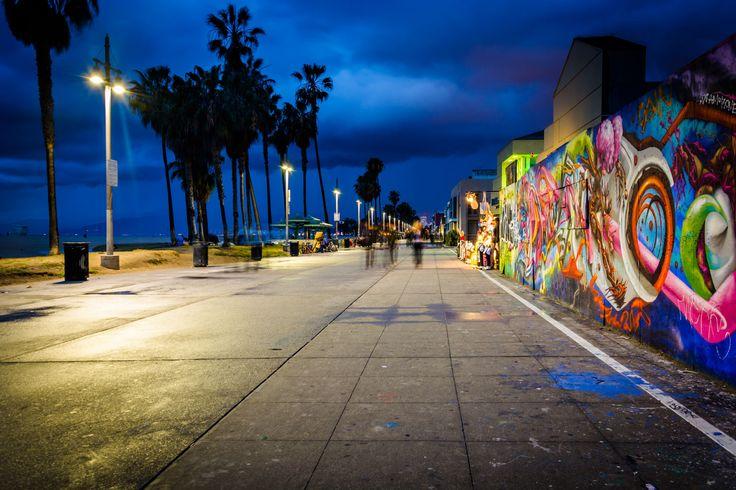 Kota Dengan Keindahan Graffiti Yang Mendunia