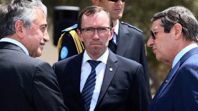 Cyprus peace talks collapse over differences
