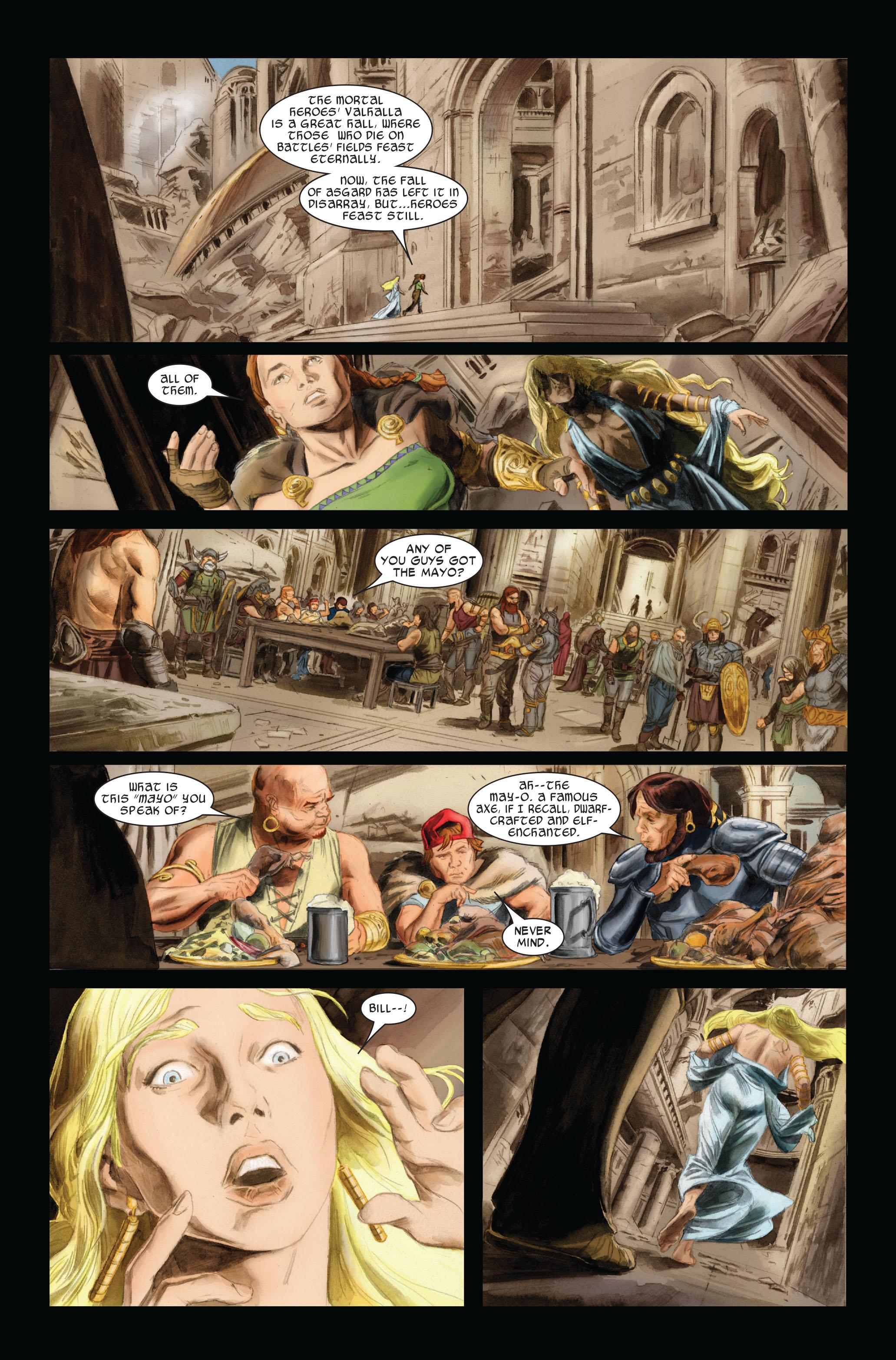 Thor (2007) Issue #610 #23 - English 12