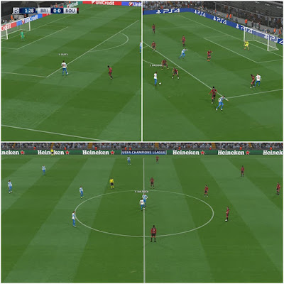 PES 2017 Real Pitch by Mo HA ( Support Az Stadium Pack )