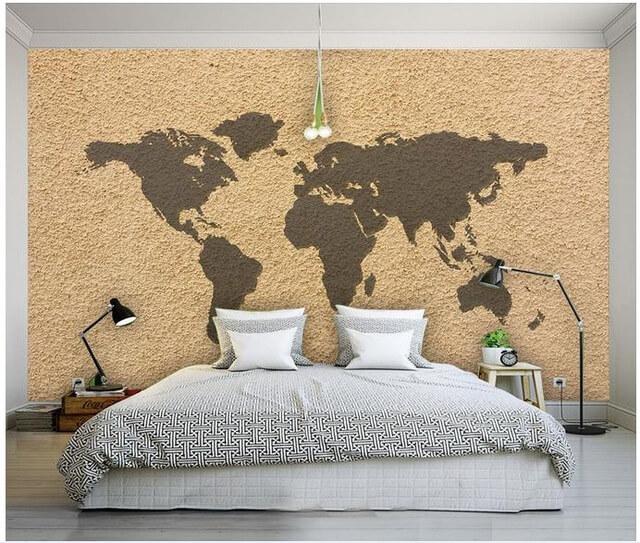 tranh tường phòng ngủ giá rẻ bình dương