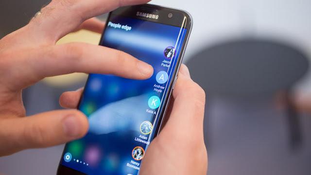 سامسونج تقدم لون مميز لهاتفي Galaxy S7 و S7 Edge
