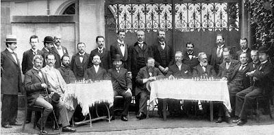 Torneo Internacional de Ajedrez de Nuremberg 1896