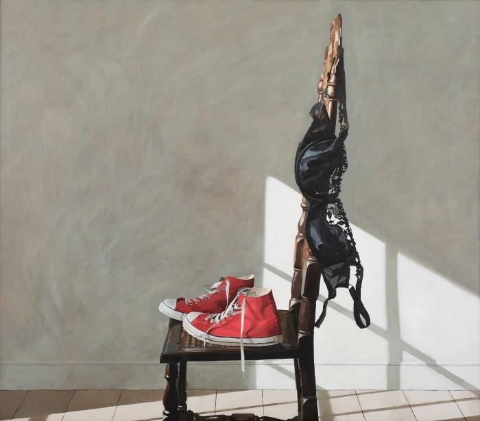 Современный британский художник-портретист. Paul Brason