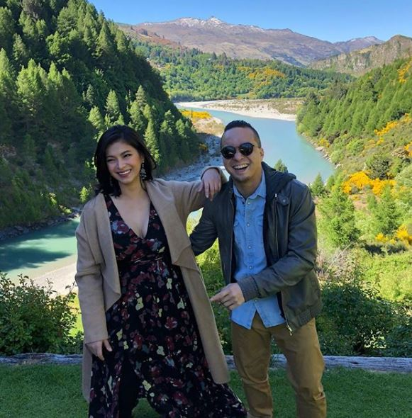 Angel Locsin And Neil Arce Finally Made It Official! They're Together!