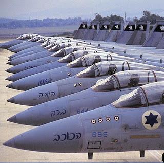 Israeli Attack: Desperate Bid to Save Failed Syrian Campaign