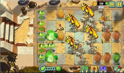 تحميل لعبة النباتات ضد الزومبي بالإصدار الأخير مجاناً
