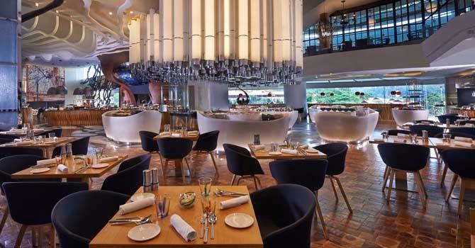 Vasco S Restaurant Hilton Hotel Kuala Lumpur
