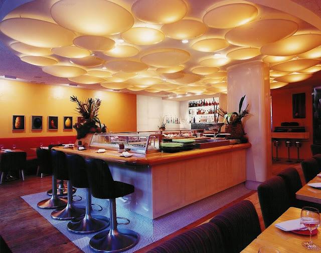 SushiSamba ristorante design con cucina giapponese