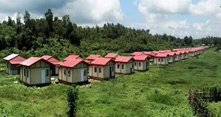 India built 250 Homes in Myanmar for Rohingya