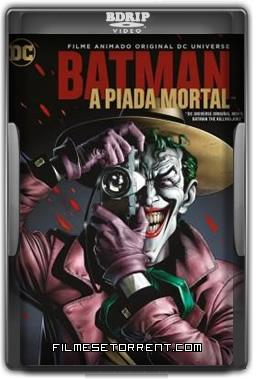 Batman - A Piada Mortal Torrent - BDRip Dual Áudio (2016)