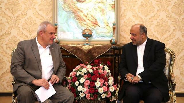 Irán y Cuba comparten puntos comunes contra imperialismo de EEUU
