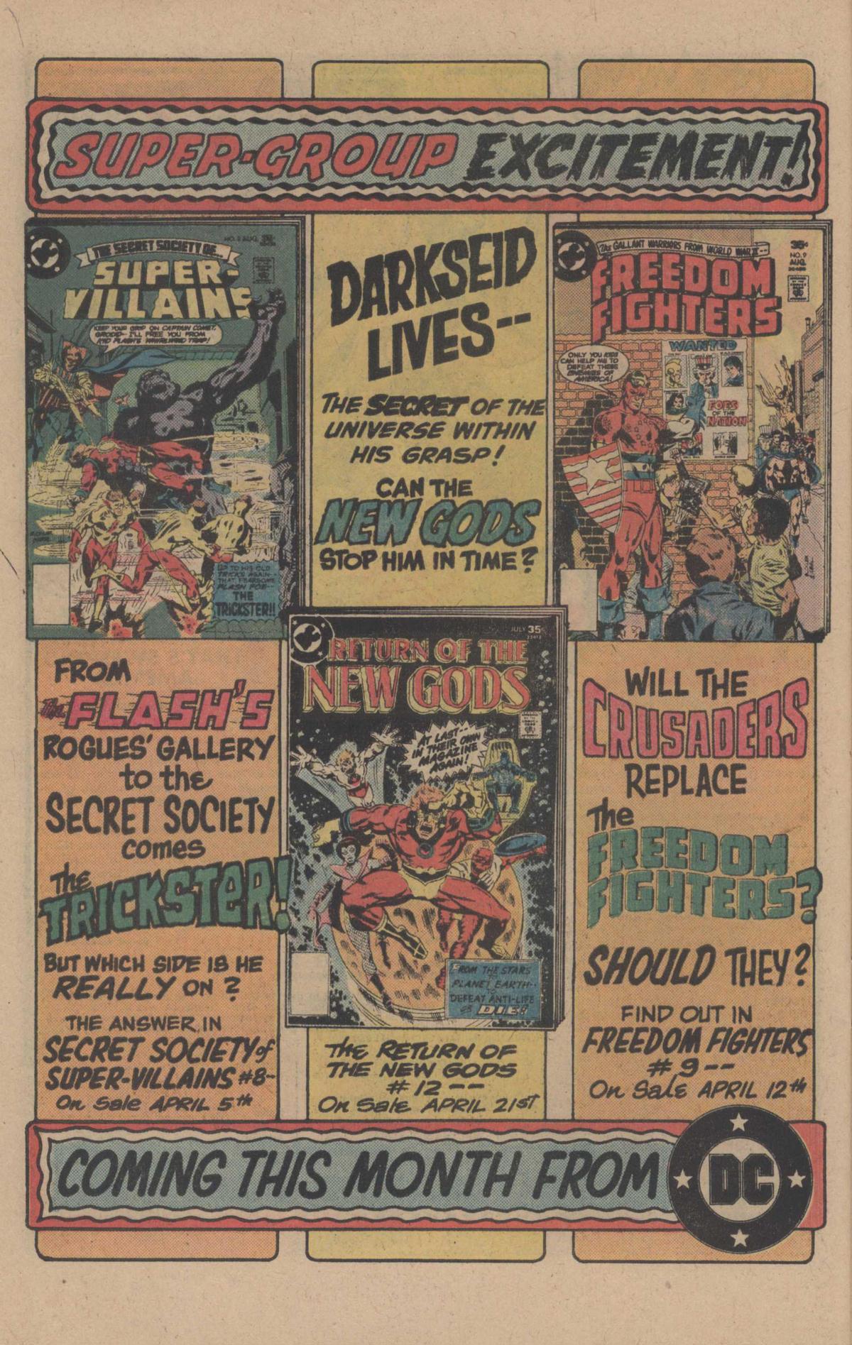 Read online All-Star Comics comic -  Issue #67 - 30
