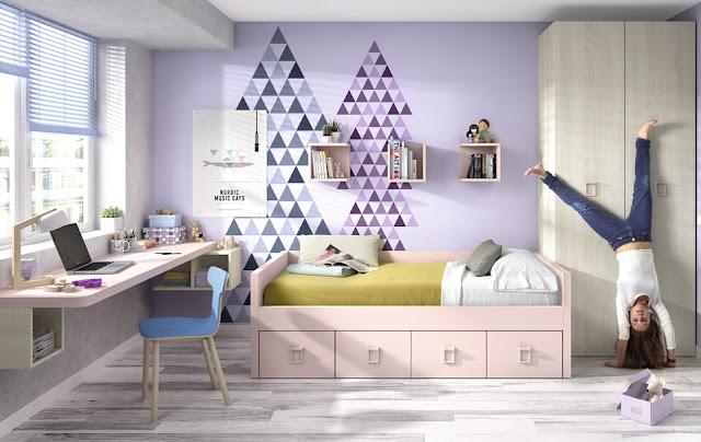 dormitorios infantiles Valencia