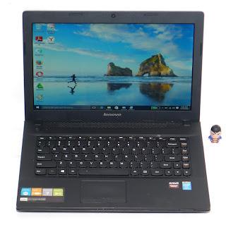 Laptop Lenovo G410 Core i5 Double VGA Second