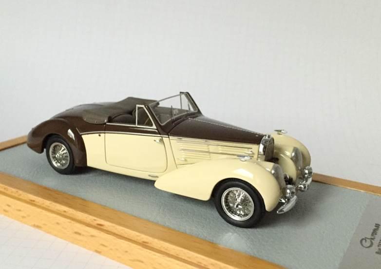 1 43 e altro la bugatti aravis 57c letourneur marchand di chromes. Black Bedroom Furniture Sets. Home Design Ideas