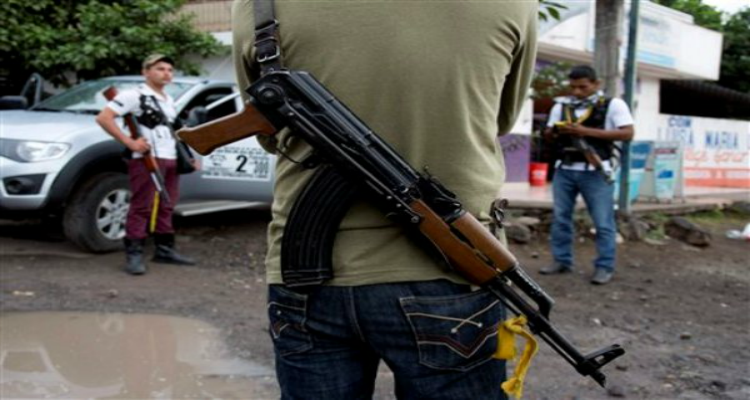 Dan a dos miembros de la Familia Michoacana más de 20 años de cárcel