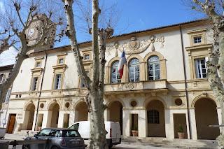 Ayuntamiento de Saint-Remy de Provence.