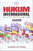 HUKUM INTERNASIONAL : SUATU PENGANTAR edisi kedua