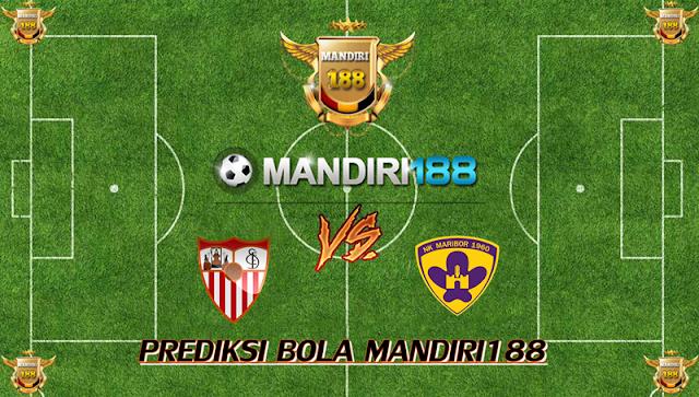 AGEN BOLA - Prediksi Sevilla vs Maribor 27 September 2017