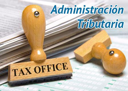 Administracion tributaria for Oficina tributaria