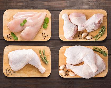 Chicken Preparations