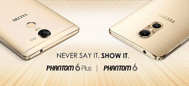 tecno phantom 6 specifications