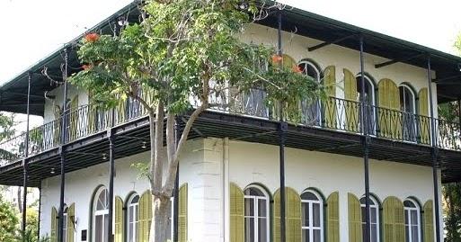 Ernest Hemingway Home Tour Key West Florida Completely