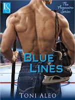 Blue lines 5