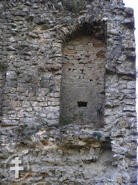 VAUDEMONT (54) - Donjon des comtes de Vaudémont